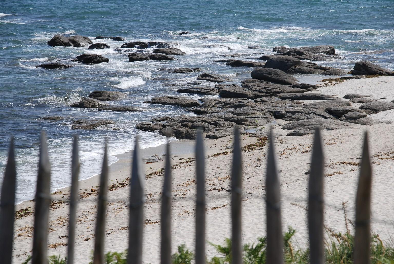 A proximité des plages